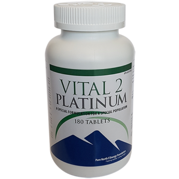 Vital 2 Platinum Multivitamin